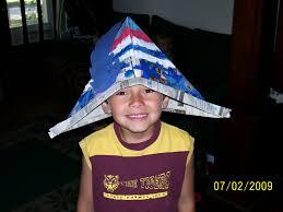 plain graces yankee doodle paper hats