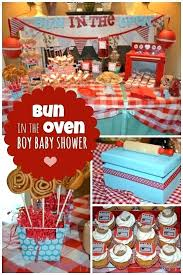 different baby shower baby shower boy themes different ideas plaid pattern