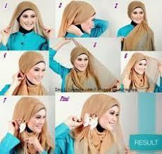 tutorial jilbab jilbab tutorial hijab segi empat terbaru hijab pinterest tutorials