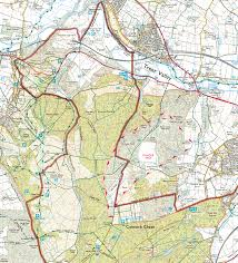 Ups Route Map by Little Ups And Downs Brownhillsbob U0027s Brownhills Blog
