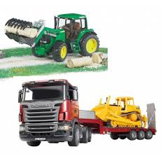 bruder farm toys bruder toy construction road farm vehicles machinery 1 16