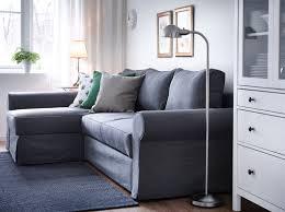 lesele wohnzimmer ein wohnzimmer mit backabro bettsofa récamiere mit bezug svanby