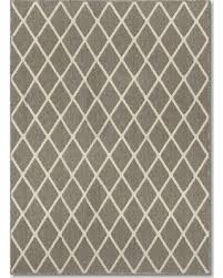 new shopping special 5 u0027x7 u0027 tufted and looped area rug diamond