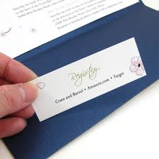 free gifts for wedding registry where to put registry information on wedding invitation how do