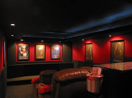 home theater bar ideas where to place acoustic treatment in a home theater homes design