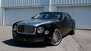 black bentley sedan car picker black bentley mulsanne