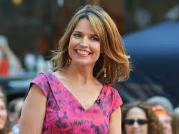 Today Show by Savannah Guthrie Co Anchor Today Com