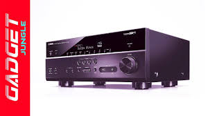 cnet home theater receiver best home theater receiver 2018 yamaha rx v683 review youtube