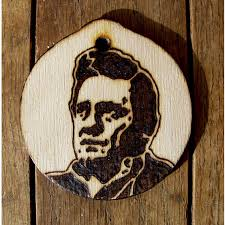 johnny ornament wooden by treehouseillustrator