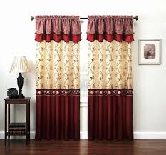 Sheer Maroon Curtains Lovely Maroon Curtains For Living Room 2018 Curtain Ideas