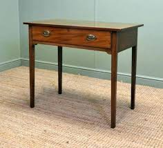 Antique Side Tables For Living Room Mahogany Side Tables Living Room Regency Side Table Square X High
