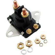 amazon com caltric starter solenoid relay switch fits mercury