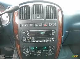 2001 Dodge Caravan Interior 2001 Dodge Grand Caravan Es Controls Photo 48789910 Gtcarlot Com