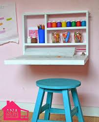 fabriquer bureau enfant 10 astuces pour ranger la chambre des enfants