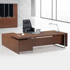Luxury Boss Design Office Furniture Wooden Modern L Type Standard - Luxury office furniture