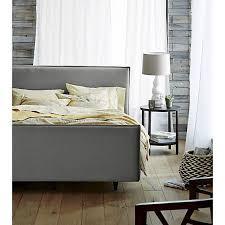 Crate And Barrel Platform Bed 95 Best Bedrooms Images On Pinterest Bedroom Furniture Bedroom