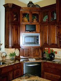 Corner Kitchen Cabinet Designs Kitchen Corner Base Cabinet Ideas Image Of Magnetic Corner Base