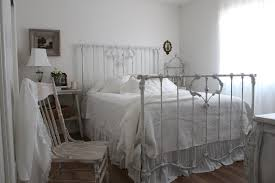 burlap luxe a french bedroom simplicity in rustic elegance