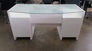 Desk With Outlets by Kathy Ireland Office By Bush Outlet New York Skyline 63