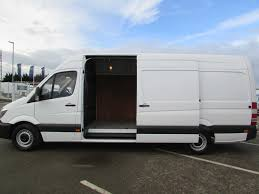 mercedes truck white mercedes benz sprinter 313cdi van bell truck and van