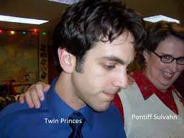 Christmas Party Meme - twin princes phyllis and ryan office christmas party photo know