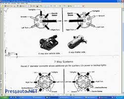 7 prong trailer plug wiring dolgular com