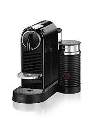 Nespresso CitiZ Milk Espresso Machine by DeLonghi Black This is