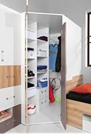 begehbarer kleiderschrank jugendzimmer eck kleiderschrank begehbar begehbarer kleiderschrank corner weiss