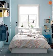 Blue Bedroom Furniture by Ikea 2015 Catalog World Exclusive