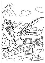 tom jerry coloring pages fantasy coloring pages