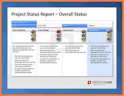 weekly progress report template project management 7 weekly project status report template powerpoint progress report