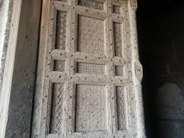 file sheikhupura fort haveli wooden beautiful doors jpg