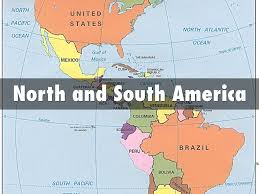 Equator Map South America by North And South America By Savannah Clark6768