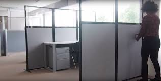 how to create instant cubicles with versare work station screens