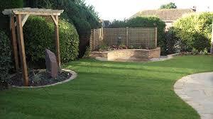 Medium Garden Ideas Landscape Garden Design In Bexhill Medium Size Garden East