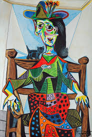during the tempestuous decade of their relationship picasso painted and sculpted maar several times dora maar au dora maar with cat 1941 was sold