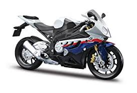 bmw s1000rr india buy maisto 1 12 bmw s1000rr motorcycle white blue at