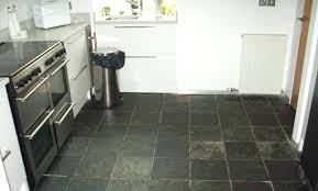 kitchen floor ideas with white cabinets slate effect kitchen floor tiles tile photos floors with white