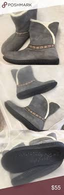 s keen boots size 9 keen suede gray boots sheepskin size9 boots nwot