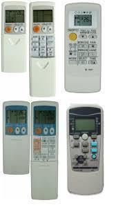 mitsubishi aircon remote control manual singapore air