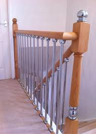 Chrome Banister Axxys Chrome Landing Refurbishment Kit 2400mm Pine Axxys Landing