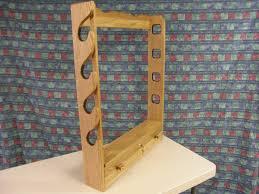 How To Make A Gun Cabinet by 4 Gun Locking Gun Rack By Montanabob Lumberjocks Com