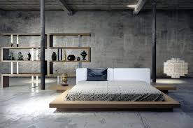 floor level bed ground bed frame platform bed in walnut floor level bed frames