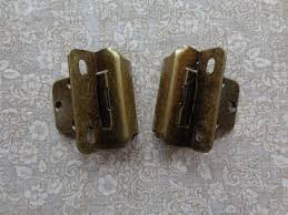 3 8 overlay partial wrap cabinet hinges 12 pair 24 hinges partial wrap self closing cabinet hinge 3 8