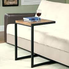 computer table for couch folding sofa table exotic over couch table snack tables set sofas