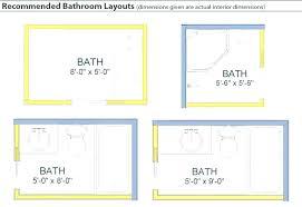 small bathroom design plans 8 5 bathroom floor plans mind boggling small bathroom floor plans