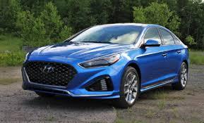hyundai sonata uk 2018 hyundai sonata 2 0t review car and driver review