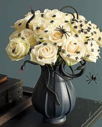 how to look scary for halloween halloween centerpieces and tabletop ideas martha stewart