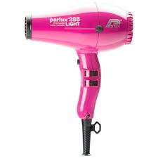 light pink hair dryer parlux 385 power light ceramic ionic hair dryer 2150w fuchsia