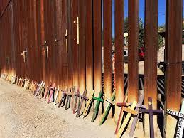 here u0027s what the u s mexico border looks like before trump u0027s wall